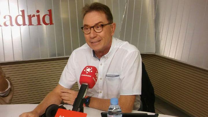 """Jaime Cedrún: """"Se van a paralizar todos los procesos de recuperación hasta otoño"""""""