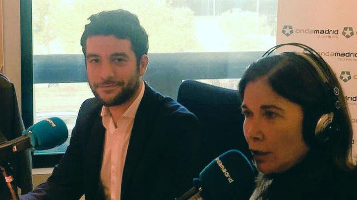 Entrevista a César Zafra, diputado de Ciudadanos en la Asamblea