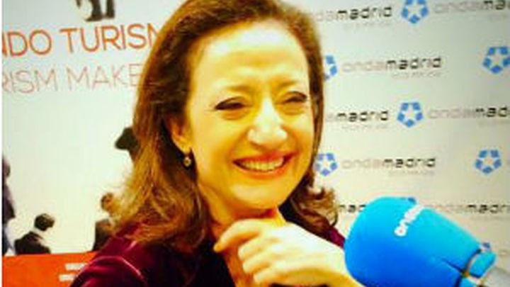 Entrevista a Carmen González, viceconsejera de Turismo de la Comunidad de Madrid Madrid