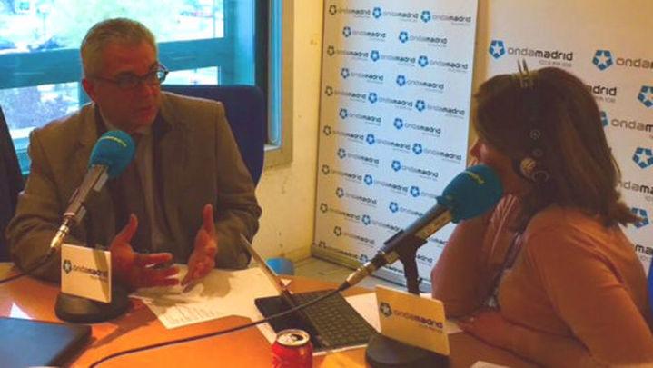 Entrevista a Carlos Izquierdo, Consejero de Politicas Sociales de la CAM