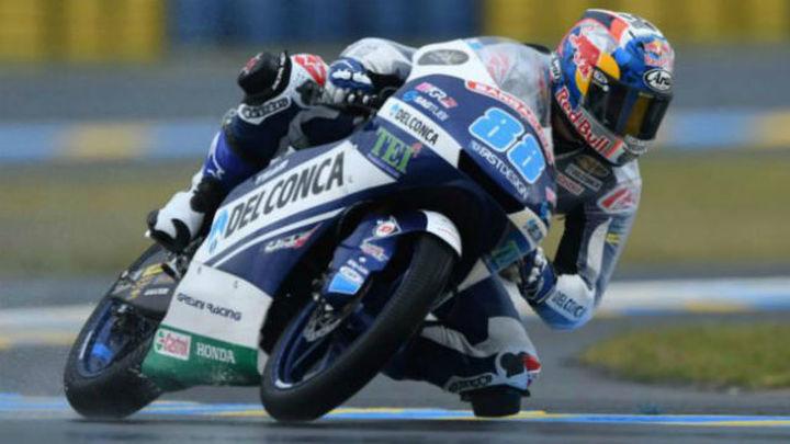 Entrevista a Jorge Martín, piloto de Moto3