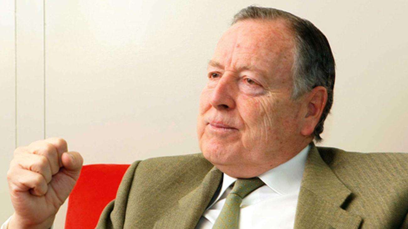 Entrevista a José Mª Álvarez del Manzano, ex alcalde de Madrid