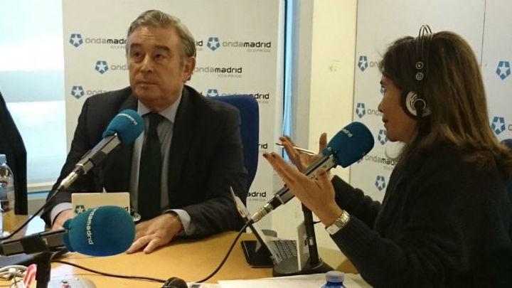 Entrevista a José Manuel Barreiro, portavoz del PP en el Senado