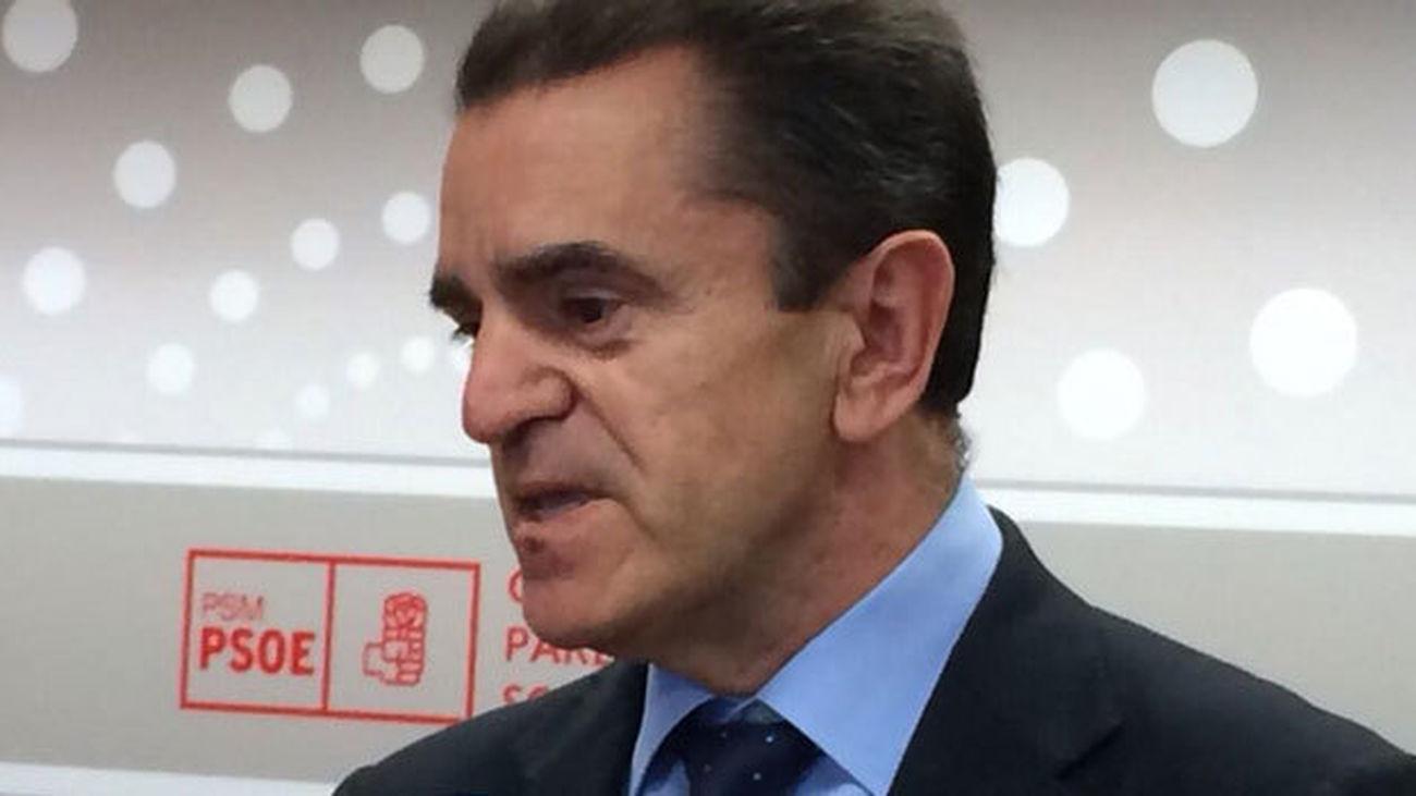 Entrevista a José Manuel Franco, portavoz adjunto PSOE en la Asamblea