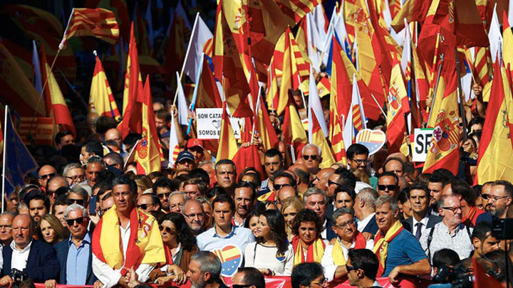 Entrevista a Manuel Miró, vocal de la junta directiva de la Sociedad Civil Catalana