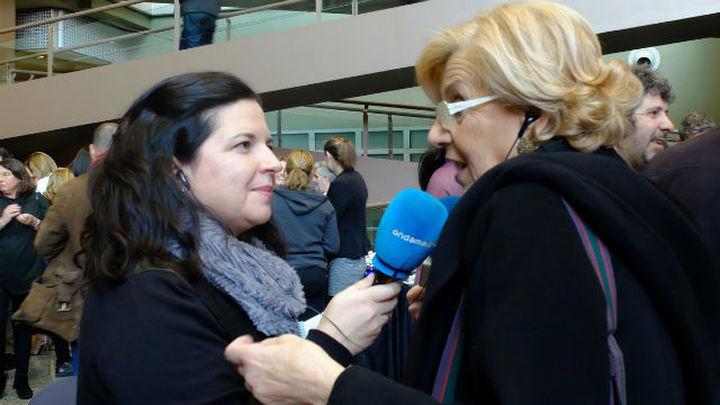 Entrevista a Manuela Carmena, alcaldesa de Madrid