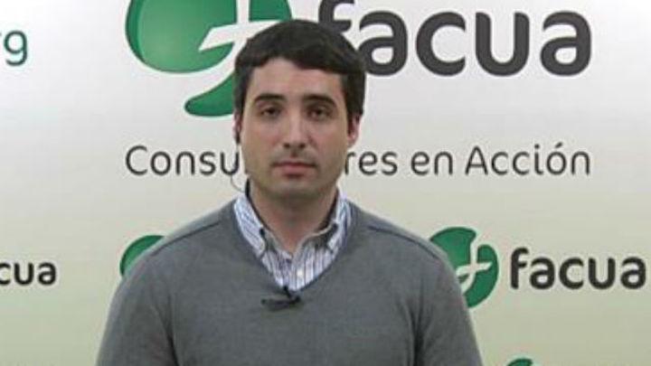 Entrevista a Miguel Ángel Serrano, portavoz de FACUA, sobre las atracciones infantiles