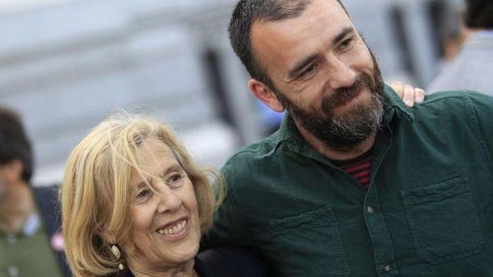 Entrevista a Nacho Murgui, segundo de Ahora Madrid a la Alcaldía, que valora los resultados