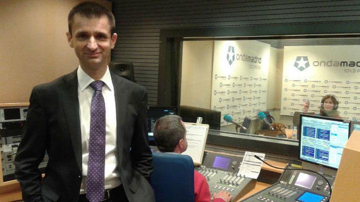 Entrevista a José Pablo López, director general de Radio Televisión de Madrid.
