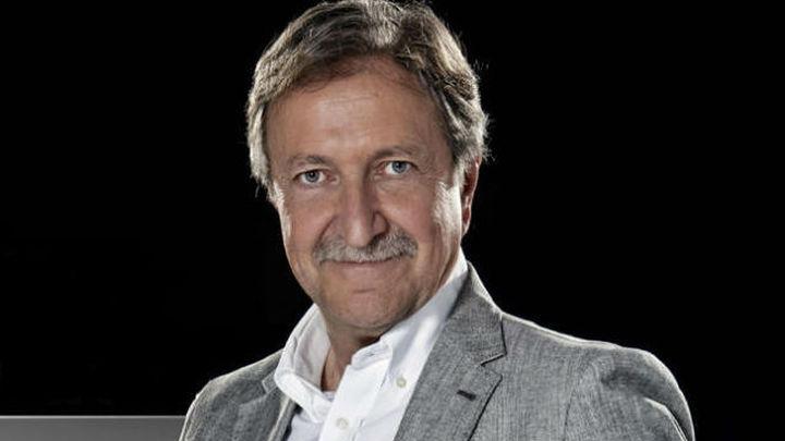 Entrevista a Paco Lobatón, escritor y periodista con motivo del Día de los Desaparecidos