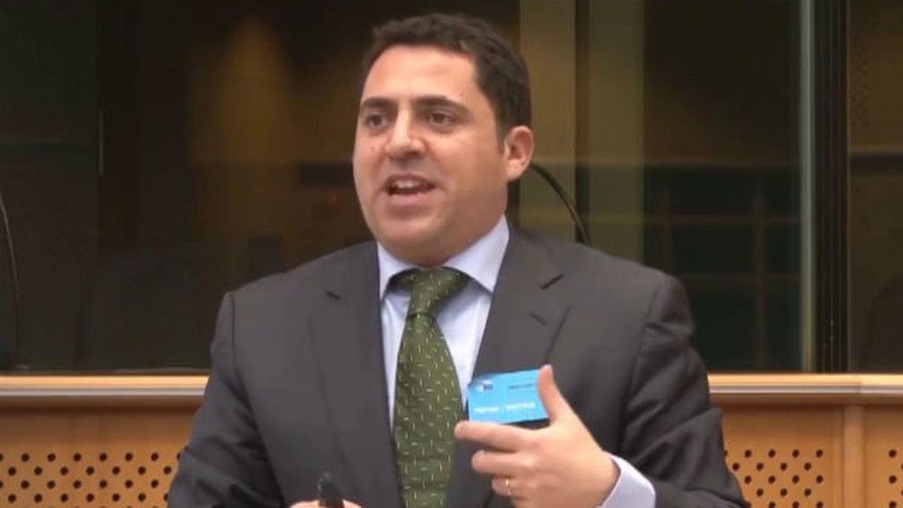 """Entrevista a Carlos Rivadulla, vicepte de la Asociación de Empresarios de Cataluña: """"Este parón institucional es algo inaudito"""""""