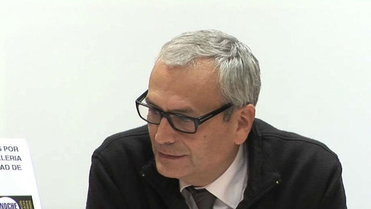 Entrevista a Vicente Pizcueta, portavoz de la Plataforma de Ocio de Madrid