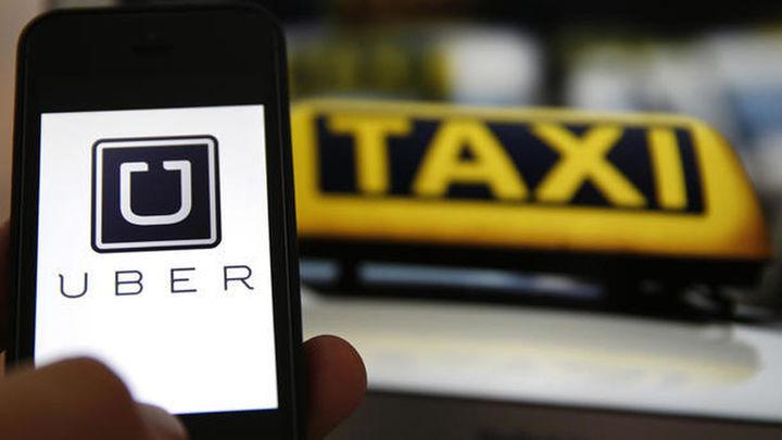 Admiten a trámite una demanda de taxistas contra las VTC por competencia desleal