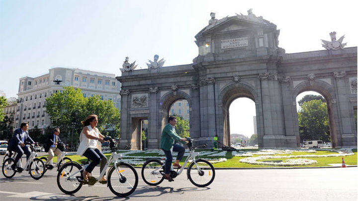 Festivales en bici y Día sin Coches son los platos fuertes de una semana de la movilidad