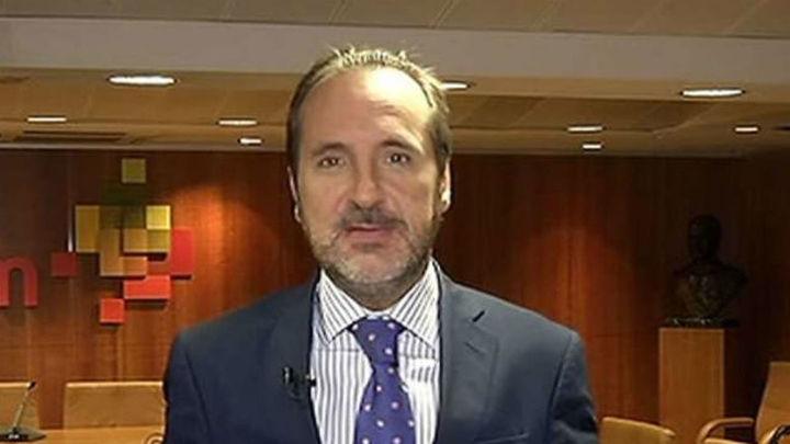 Francisco Aranda, portavoz de CEIM, apuesta por atraer empresas del Reino Unido para crear empleo