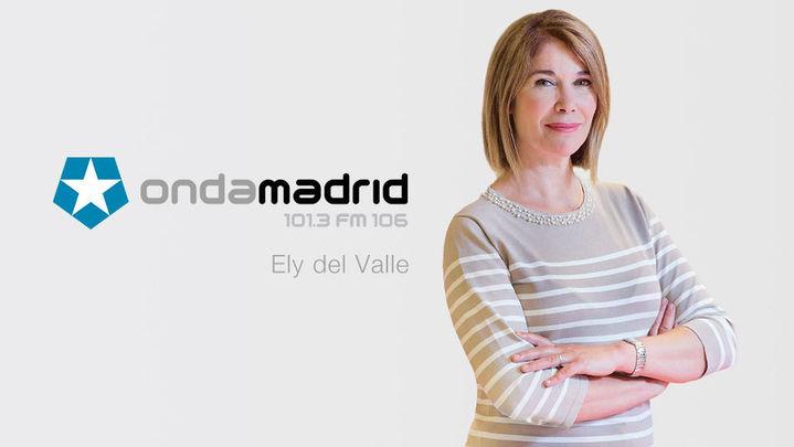 Hoy en Madrid, con Ely del Valle. Programa del miércoles 12 de julio de 2017