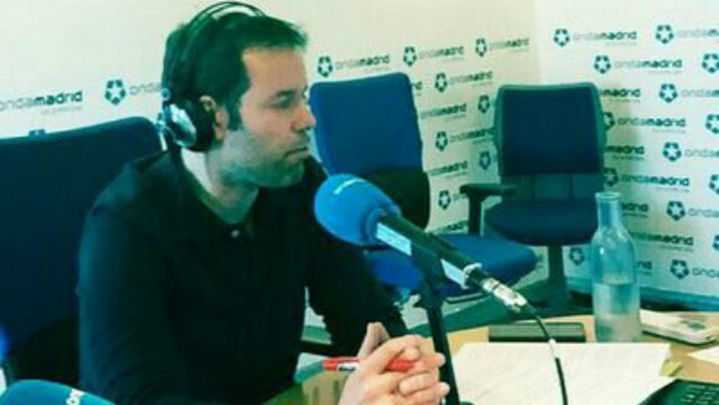 Hoy en Madrid, con Sergio Martín-Romo. Programa del viernes 1 de septiembre de 2017