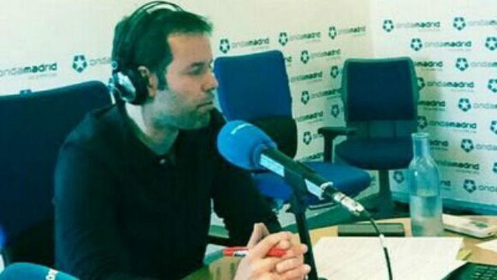 Hoy en Madrid, con Sergio Martín-Romo. Programa del lunes 4 de septiembre de 2017