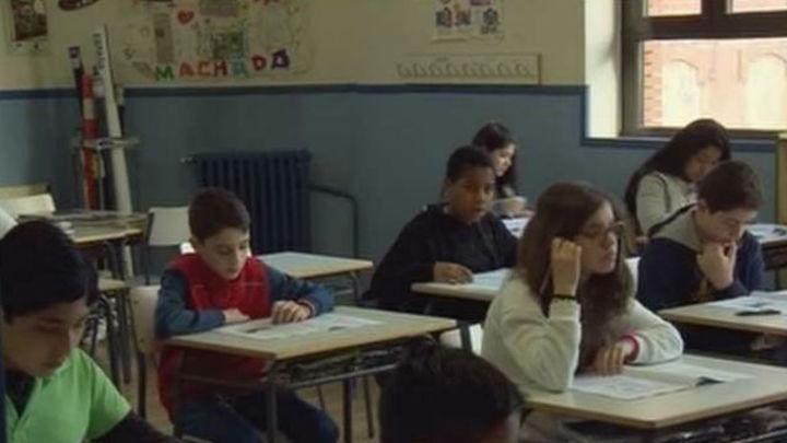 Más de un millón de alumnos de Infantil y Primaria comienzan hoy el nuevo curso  escolar en la Comunidad de Madrid