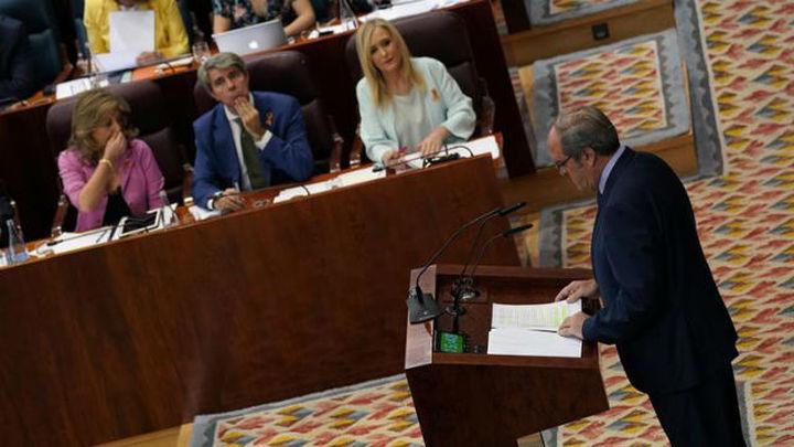 Intervenciones en el Debate del Estado de la Región: Ignacio Aguado, Lorena Ruiz-Huerta, Ángel Gabilondo y Enrique Ossorio