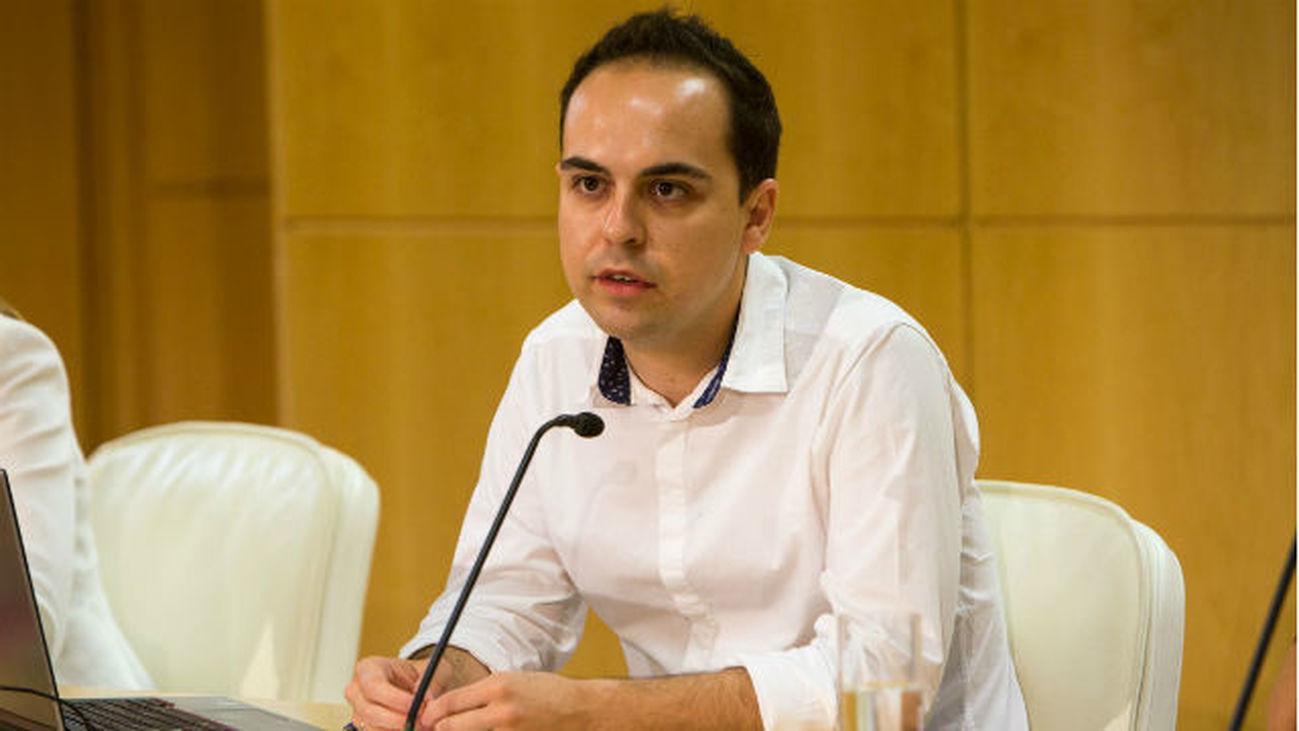 """José Manuel Calvo: """"Estamos ante un ejemplo modélico de esa nueva forma de hacer ciudad"""""""