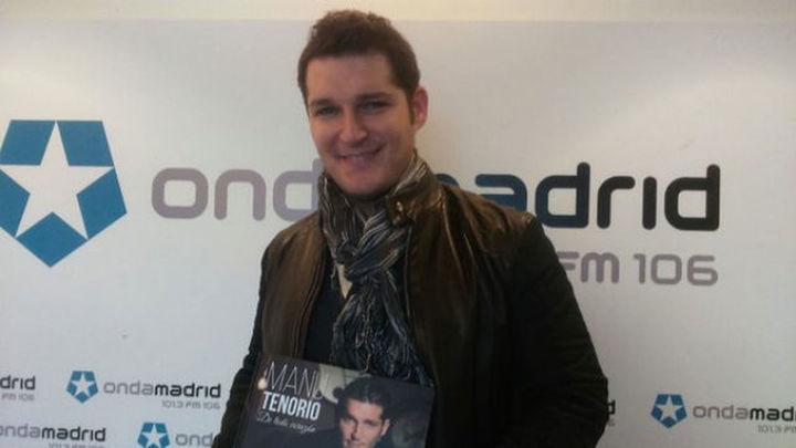 Manu Tenorio nos presenta su último disco, 'Manu Tenorio, de todo corazón'
