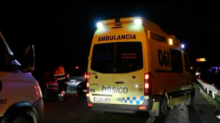 Muere un joven de 33 años en un accidente en la M-45, San Fernando de Henares