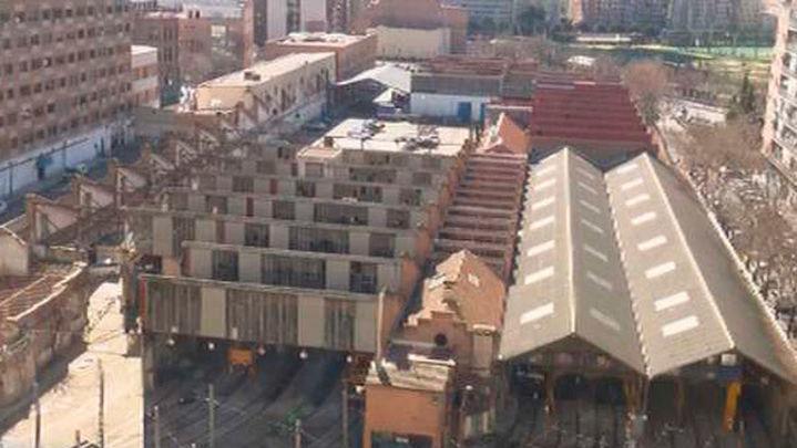 El PSOE impide que Ahora Madrid rechace el plan para las cocheras de Cuatro Caminos