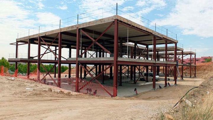 Paracuellos del Jarama incicia el nuevo curso escolar con las obras de sus centros paralizadas