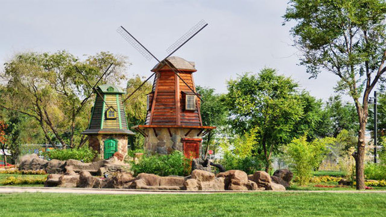 El Parque Europa de Torrejón de Ardoz celebra este próximo fin de semana su séptimo aniversario