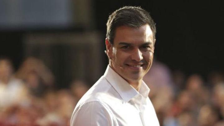 Pedro Sánchez mantiene su ronda de reuniones con sus barones territoriales para conocer su postura en el Comité Federal