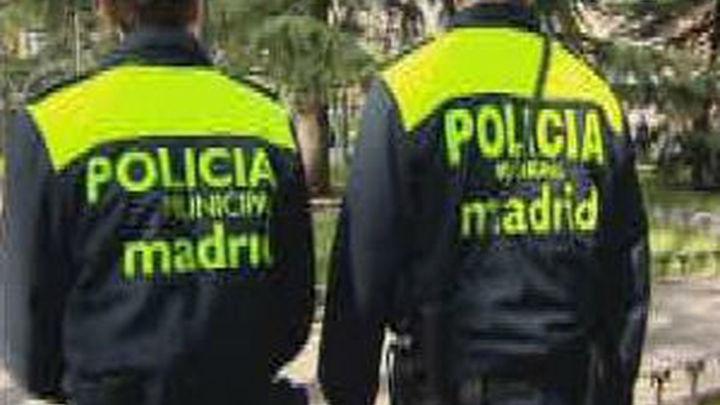 Primer acto oficial de Manuela Carmena tras ser elegida alcaldesa de Madrid
