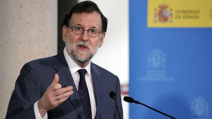 """Rajoy dice que irá """"encantado"""" a declarar como testigo  en el 'caso Gürtel' y lo enmarca en """"un acto de pura normalidad"""""""