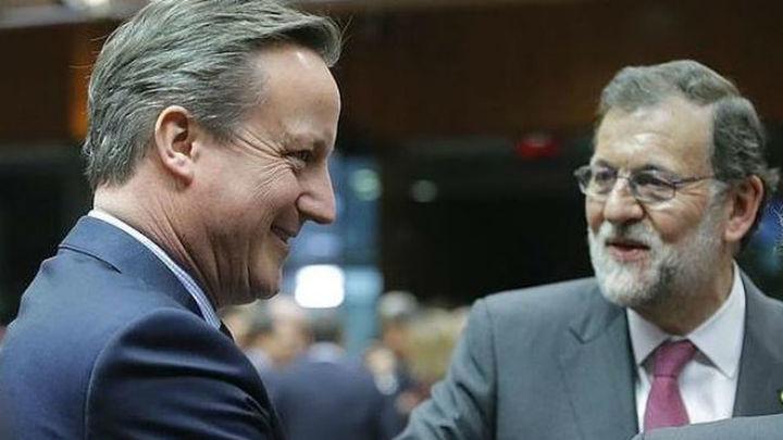 """Rajoy pide a los españoles residentes en Reino Unido """"serenidad y tranquilidad"""" tras la victoria del 'brexit'"""