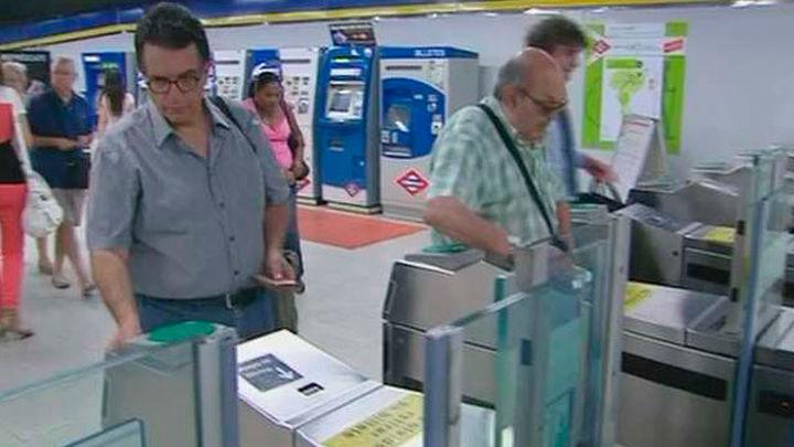 Remodeladas las paradas de Metro de Canillejas, Torre Arias, Suanzes y Aluche, con techo impermeable y un suelo más seguro