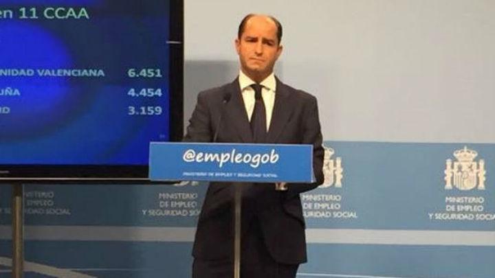 """Riesgo, secretario de Estado de Empleo: """"La incertidumbre en las relaciones laborales se ha atenuado"""""""