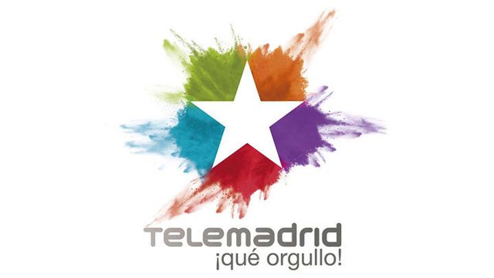 Rueda de prensa integrada de la presentación de la programación de Telemadrid en la World Pride