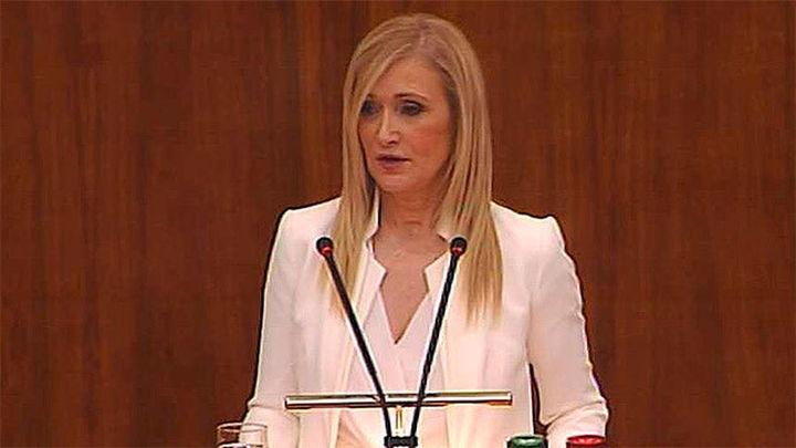 Sesión de control al Gobierno, Cifuentes responde a la oposición