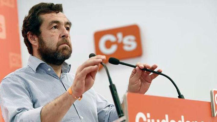 Valoración de los resultados autonómicos de Miguel Gutiérrez, diputado de Ciudadanos