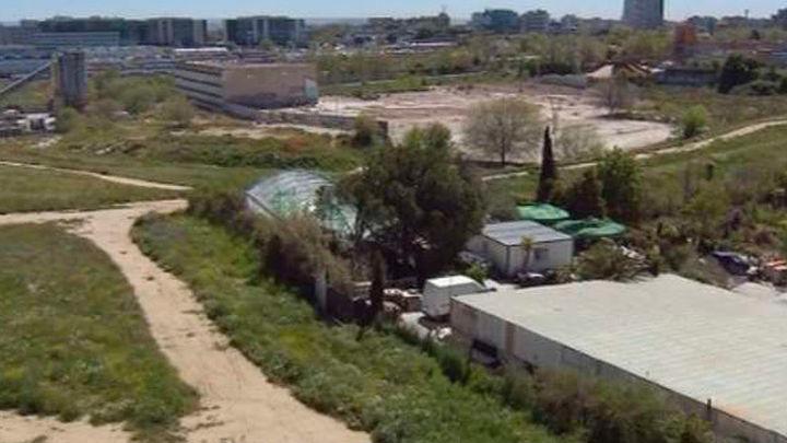 Los asentamientos de la capital donde viven personas de forma ilegal tienen los días contados