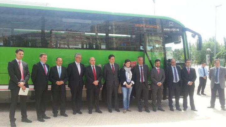 Dos autobuses interurbanos incorporarán medidores de contaminación