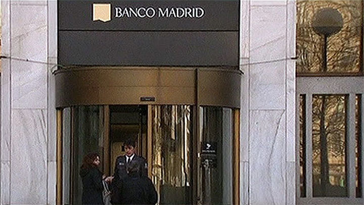 El escándalo del Banco Madrid se convierte en un rifirrafe político en el Congreso de los Diputados