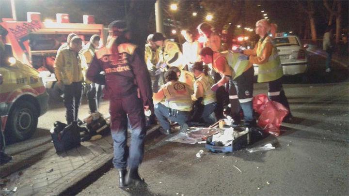 Cada mes se producen 120 atropellos en Madrid