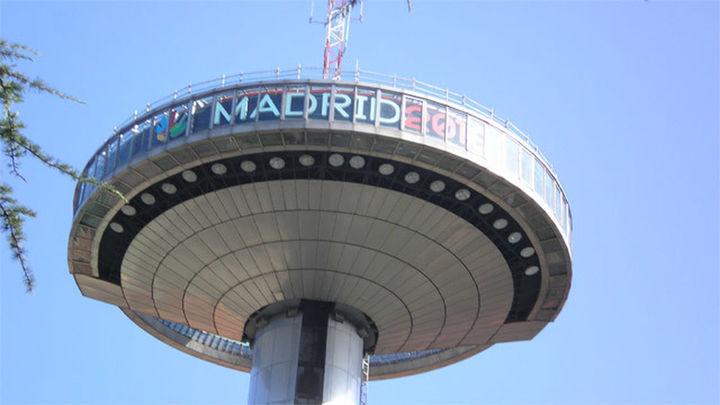 El mirador del Faro de Moncloa reabrirá el 1 de julio