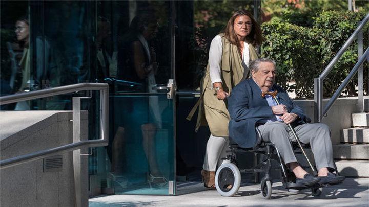 El padre de Ignacio González declara en el 'caso Lezo'