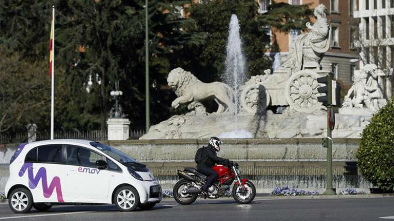 Las restricciones de tráfico en Madrid concluyen hoy tras descender la contaminación