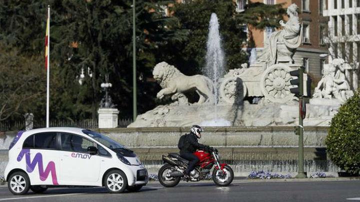 Dentro de un mes no se podrá circular a más de 30 km/h en el 80% de las calles de Madrid