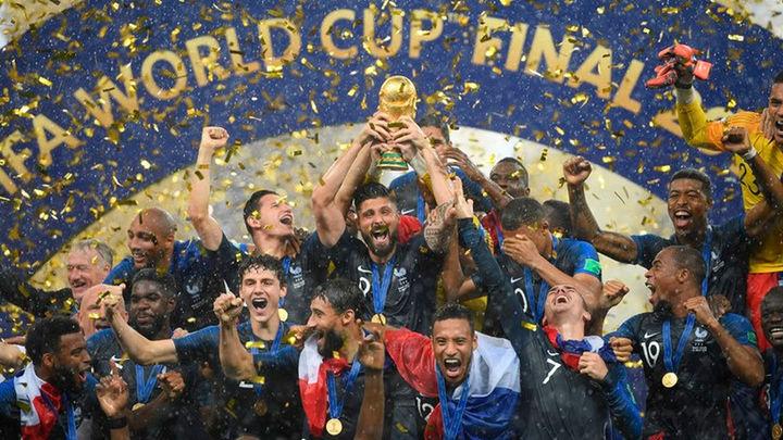 4-2. Francia, campeona del Mundo por segunda vez en su historia