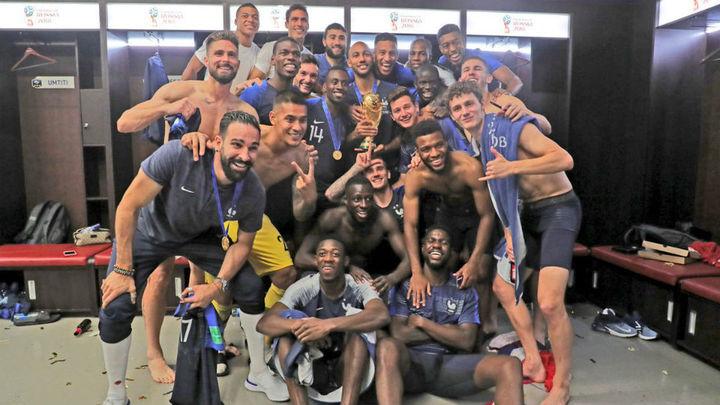 Mbappé, Kanté, Pogba... nuevo estilo, cambio de guardia