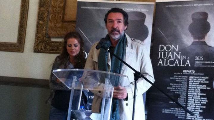 'Don Juan en Alcalá 2015' tendrá a Ginés García Millán y Myriam Gallego, en los papeles principales